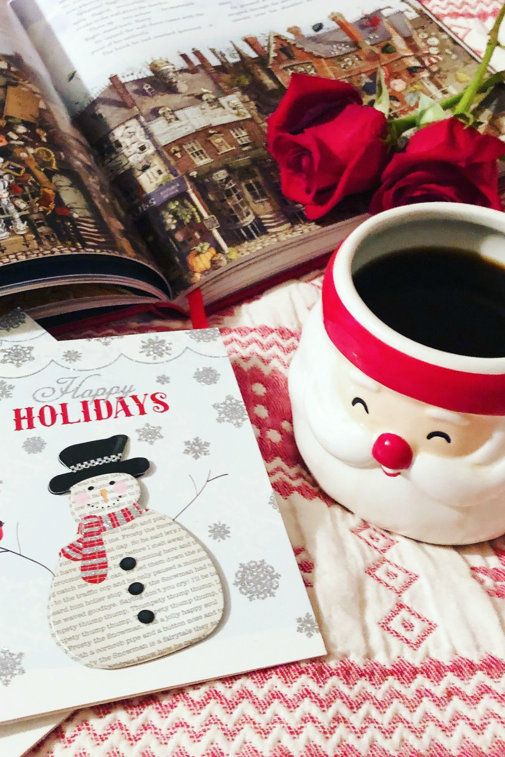 Why Holiday Greeting Cards are Still Important I Blogmas 2019