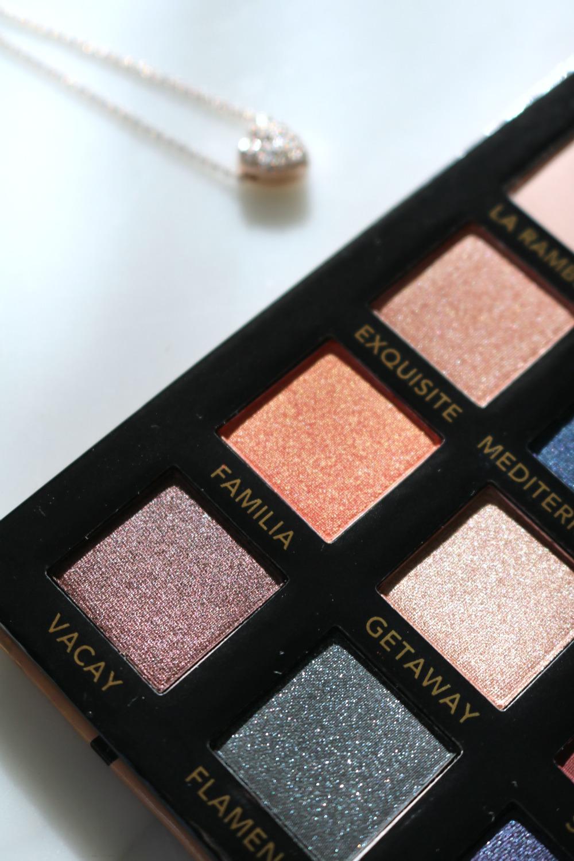 BH Cosmetics Eyeshadow Palette I Beautiful in Barcelona