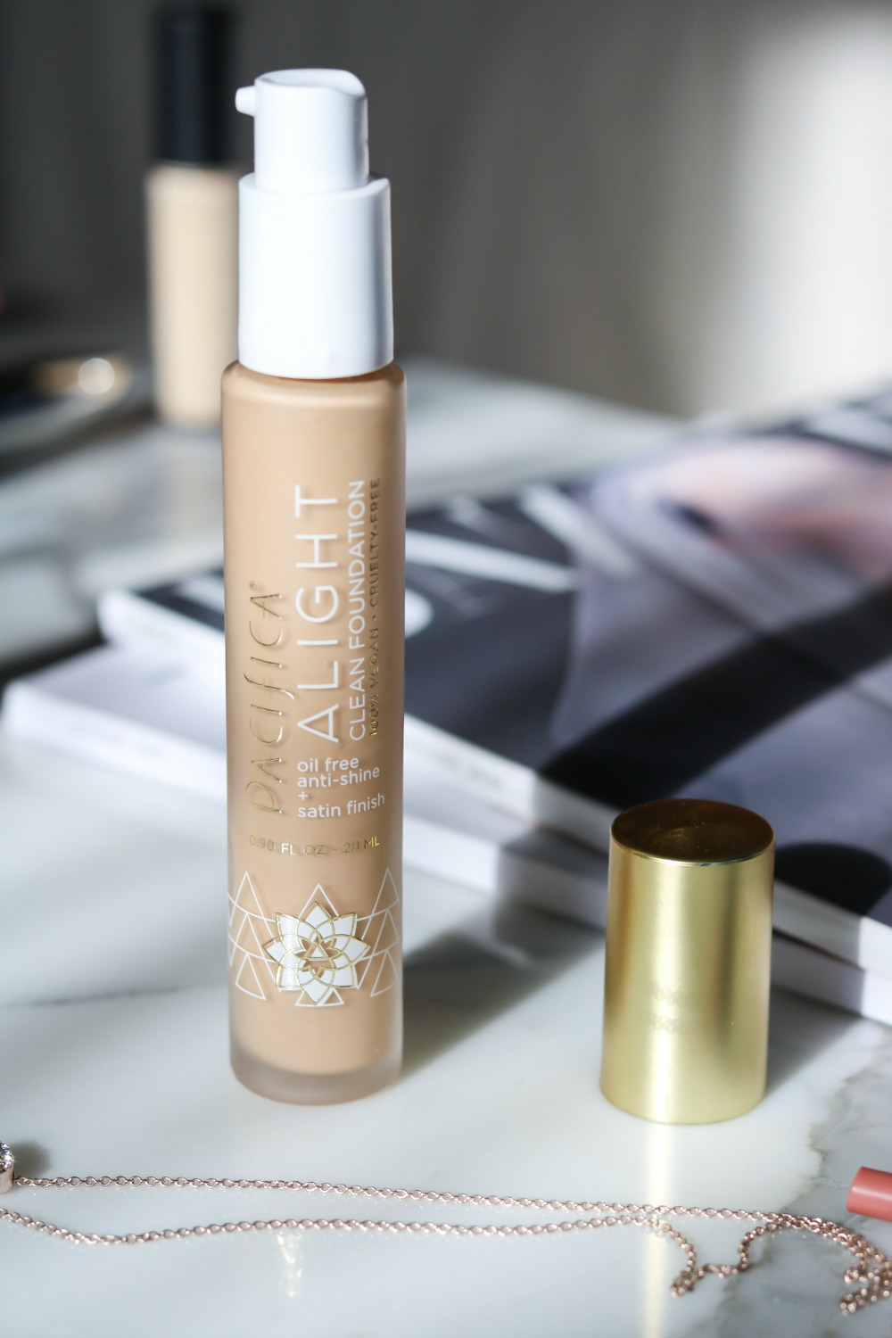 Pacifica Foundation Review I Clean, Vegan and Cruelty-Free #Makeup