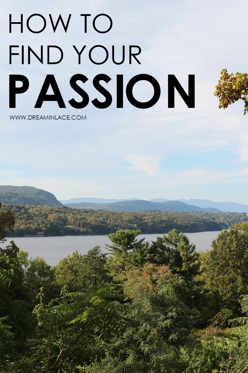 How to find your passion I DreaminLace.com