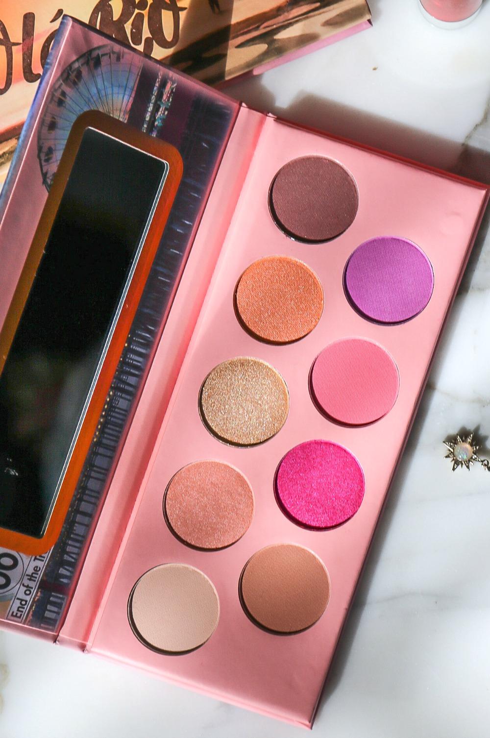 Essence Hey LA Eyeshadow Palette Review I DreaminLace.com
