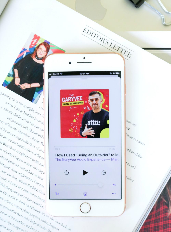Inspiring Podcasts I The Daily Vee by Gary Vaynerchuk