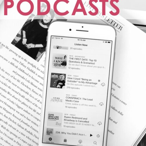Inspiring Podcasts to Subscribe to In 2020 I Dreaminlace.com