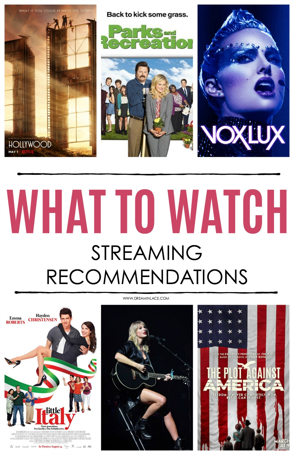 Quarantine Streaming Recommendations I TV Shows and Movies to Watch