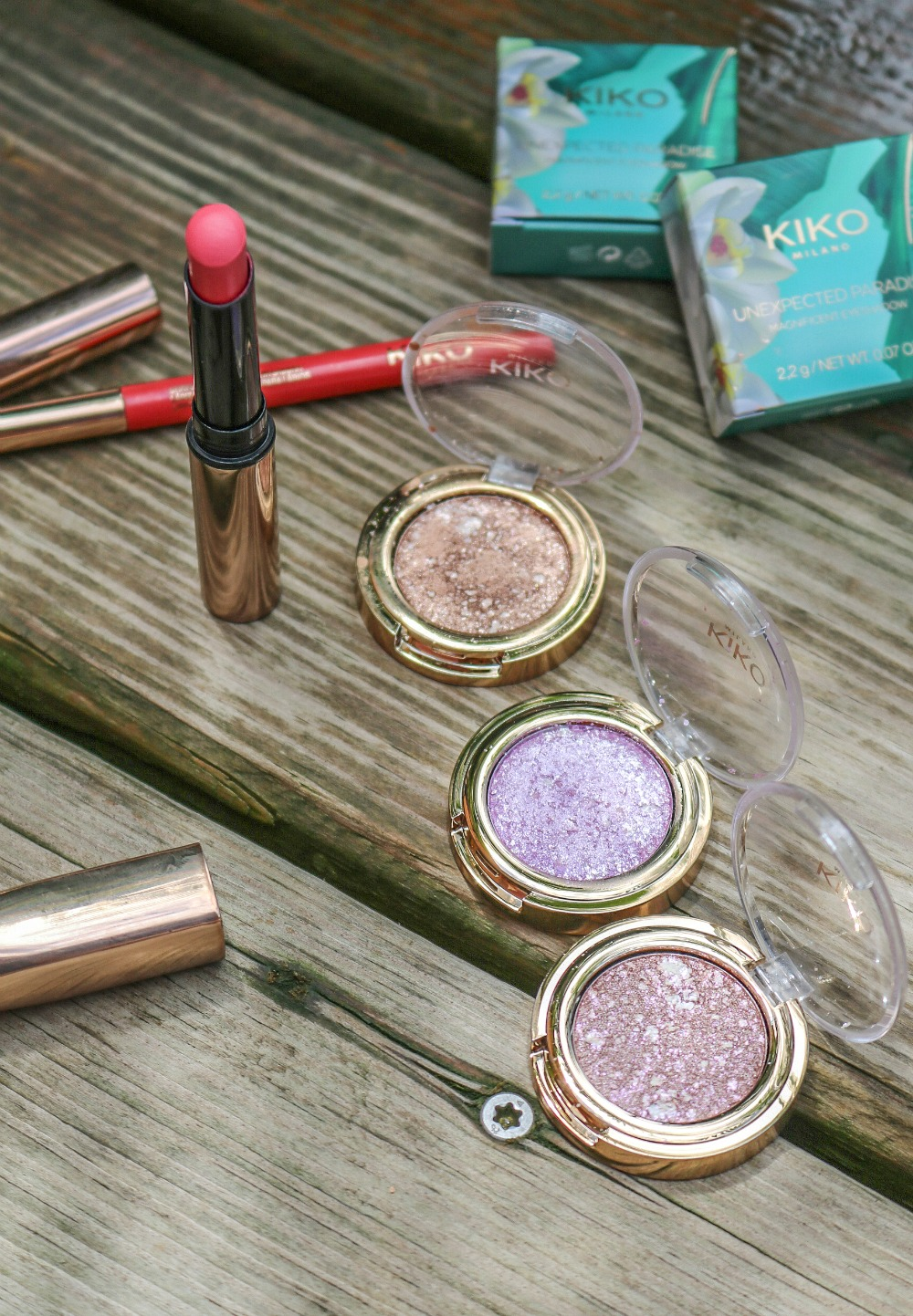Kiko Unexpected Paradise Summer Collection I Dreaminlace.com
