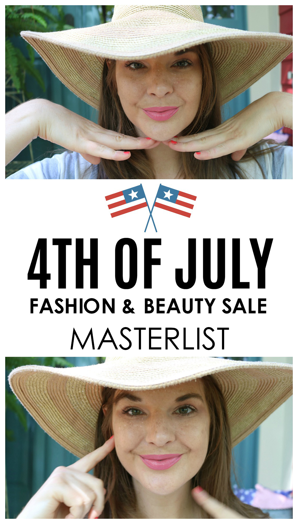 Masterlist of 4th of July 2020 Sales I Fashion and Beauty I Dreaminlace.com