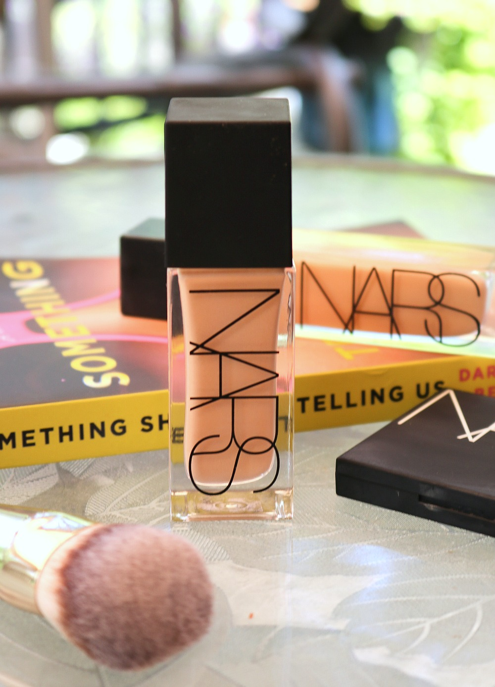 Tinted NARS Glow Booster Review I Dreaminlace.com
