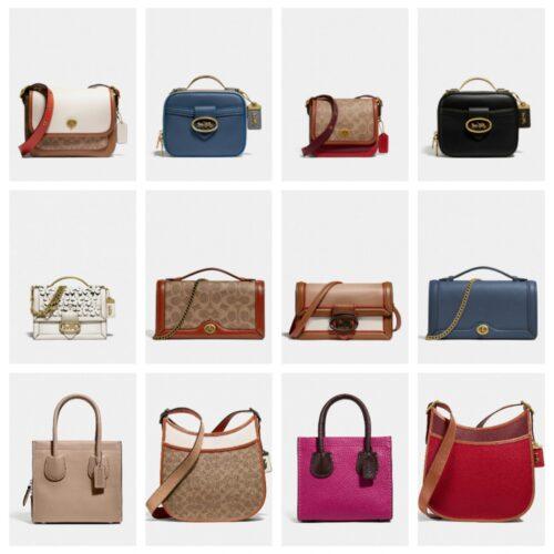 The new COACH Fall 2020 Handbags and Backpacks I DreaminLace.com