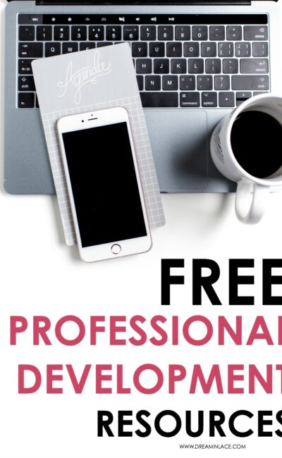 Free Professional Development Resources to Bookmark Immediately