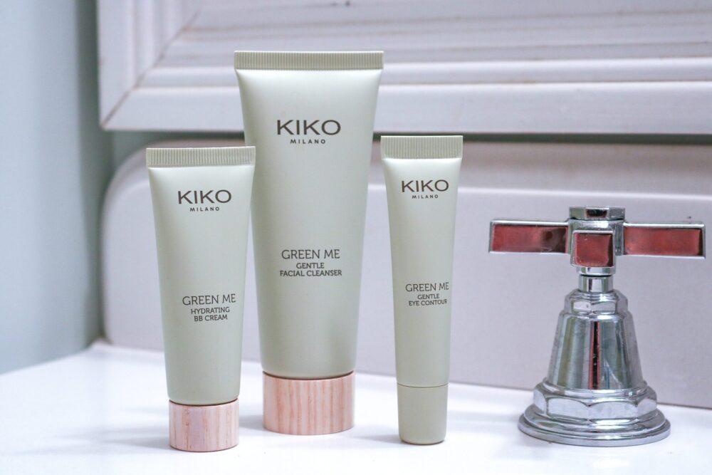 KIKO Eco-Friendly Skincare and Makeup I Green Me Collection #cleanbeauty #veganbeauty #skincare #beautyblog