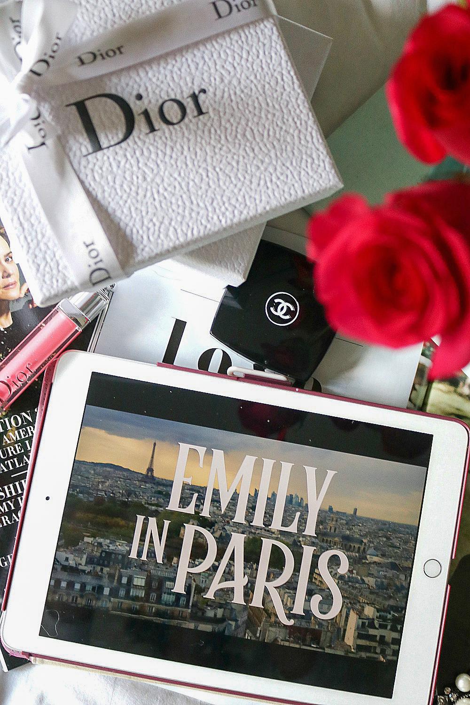 What to Watch - October 2020 I Emily in Paris on Netflix #EmilyinParis #Netflix #Chic