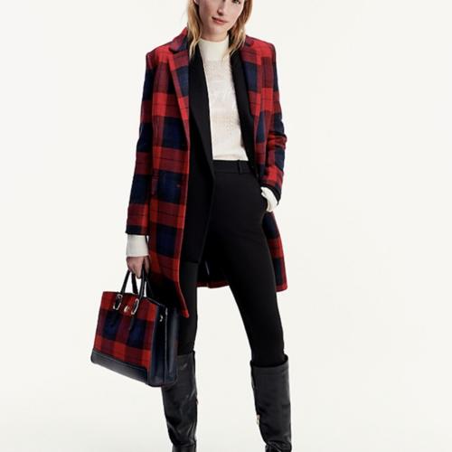 Tommy Hilfiger Fall 2020 Collection I dreaminlace.com #womensfashion #fallfashion #fashionblog