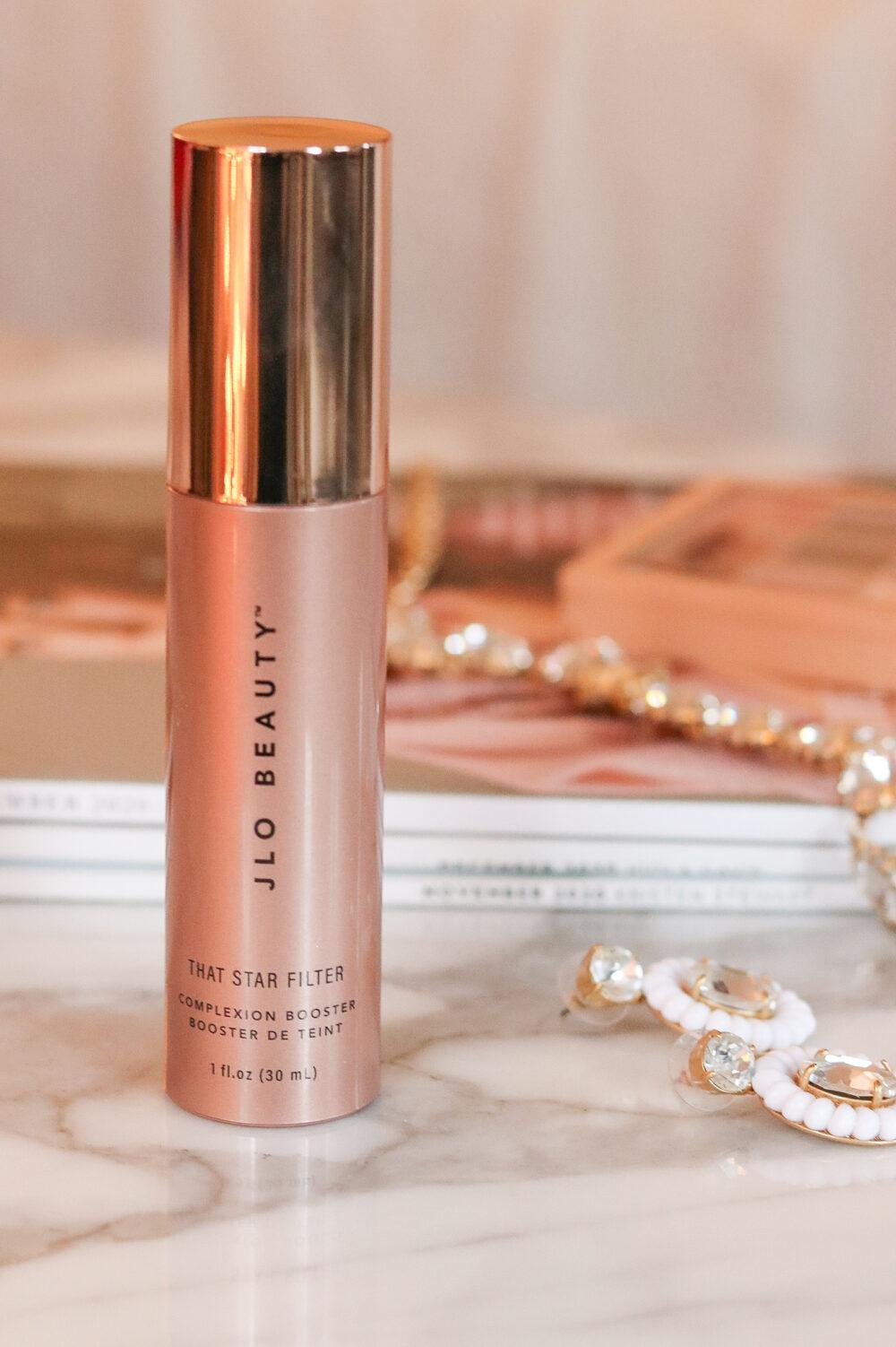 JLO Beauty Highlighting Complexion Review I DreaminLace.com #Makeup #Makeupblog #beautyblog #crueltyfreebeauty