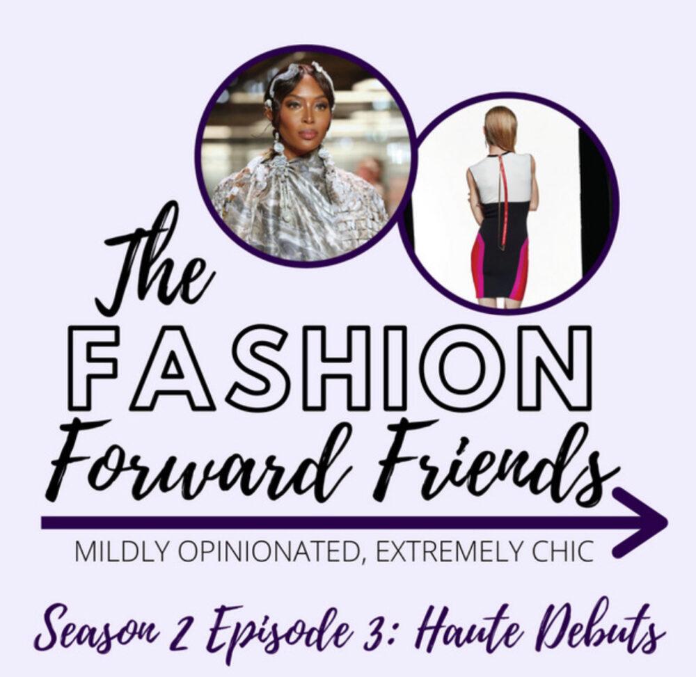 Kim Jones Fendi Debut I Spring 2021 Couture #fashionista #couturefashion