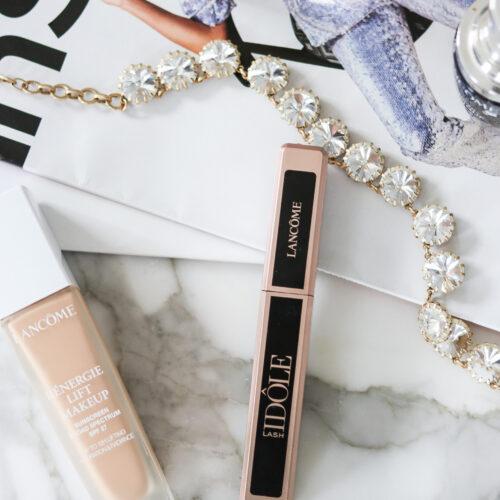 Lancome Idole Mascara Review I DreaminLace.com #lancome #beautyblog #makeupblog #beautytips