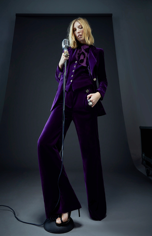 Best LFW Looks I Temperley London Fall 2021 #fashionblog #fashionable #womensfashion