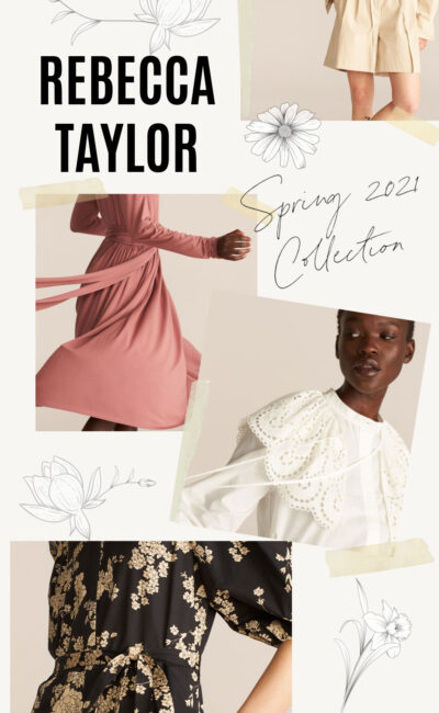 Let's Reboot with Rebecca Taylor's Spring 2021 Collection