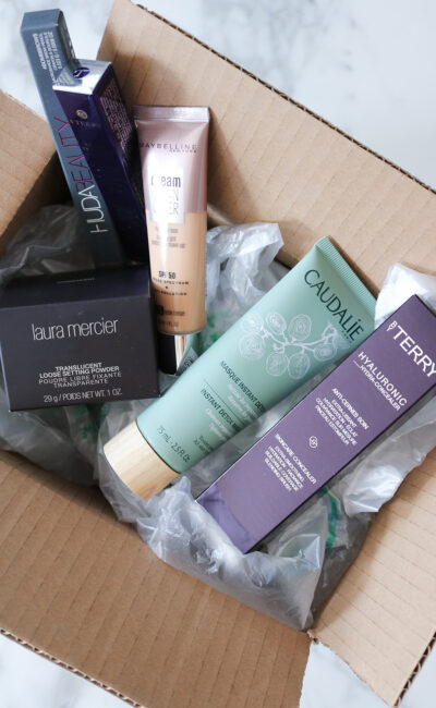 Spring Beauty Haul with FeelUnique