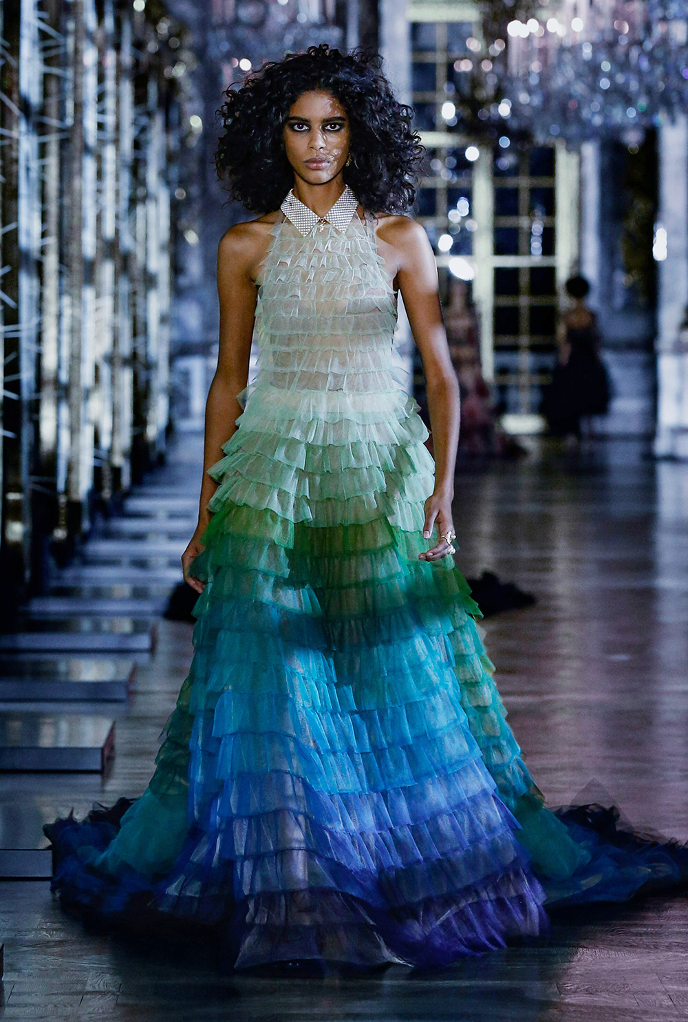 Best PFW Looks I Dior Fall 2021 Collection #fashionstyle