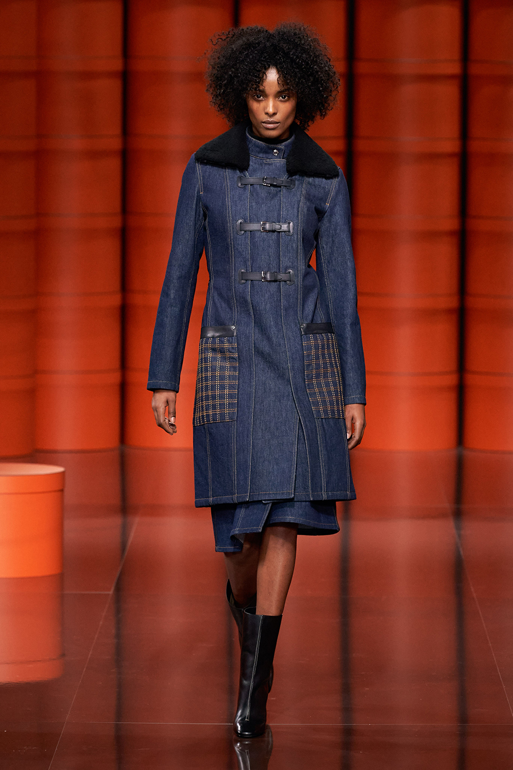 Best PFW Looks I Hermes Fall 2021 Collection #fashionstyle