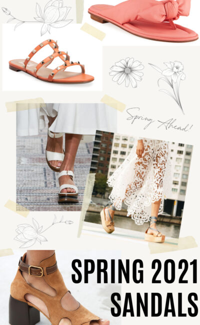 The Best Spring 2021 Sandals for Showing Off Your Fresh Pedicure