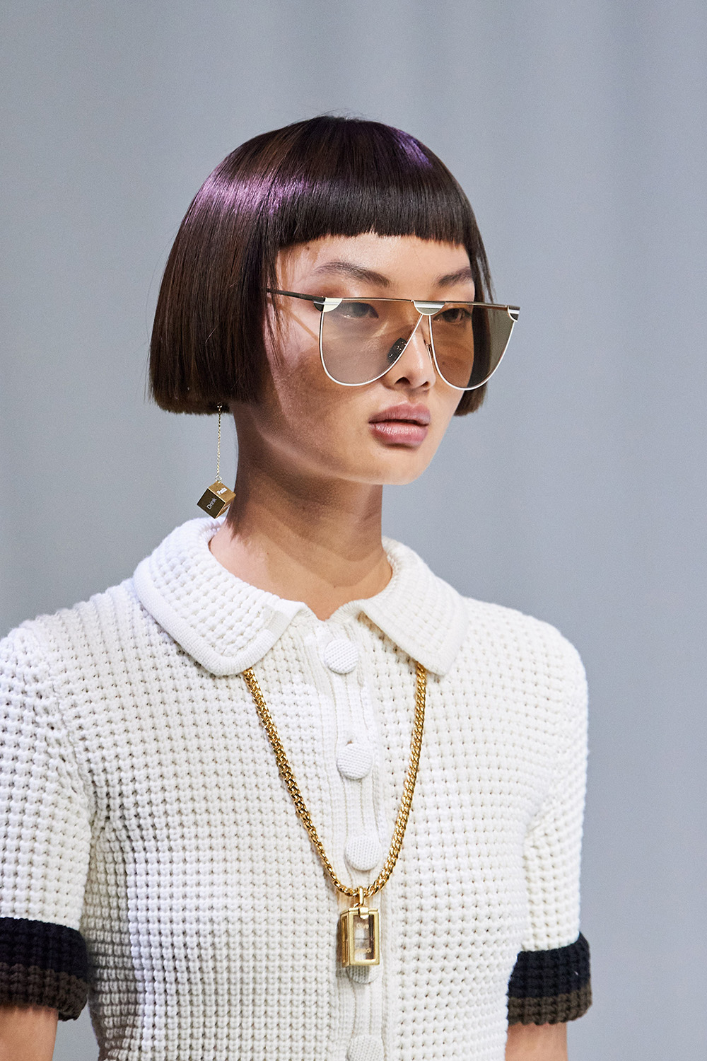 Spring 2021 Sunglasses from Fendi I Dreaminlace.com #springstyle