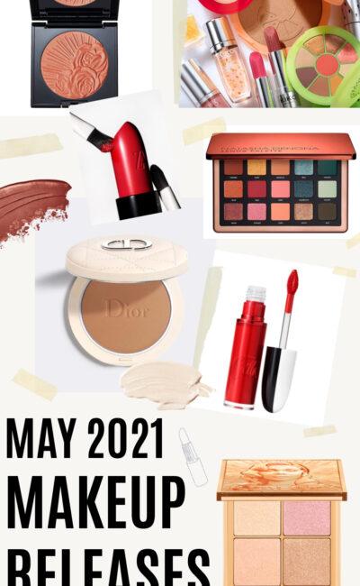 From Colourpop to Natasha Denona, Meet May 2021's Makeup Releases