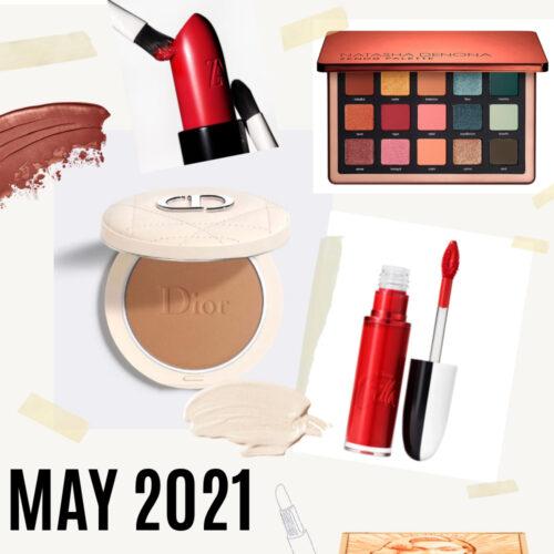 May 2021 Makeup Releases I DreaminLace.com #makeupaddict