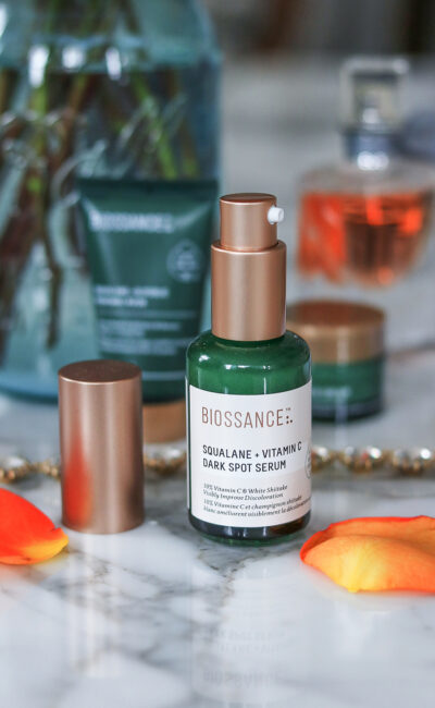 Testing Biossance's New Potion for Beating Dark Spots