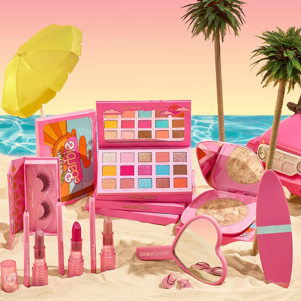 May 2021 Makeup Releases I Colourpop Barbie Collection #makeupaddict #makeuplover #summermakeup