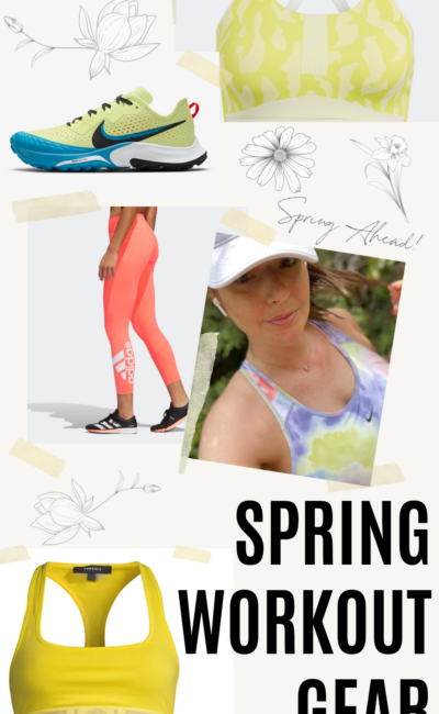 Spring Workout Clothes That Will Inspire You to Get Moving
