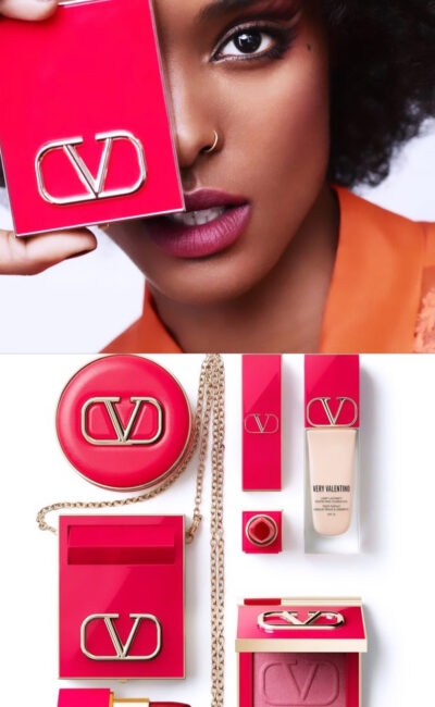 Valentino Makeup is Coming Soon 🚨