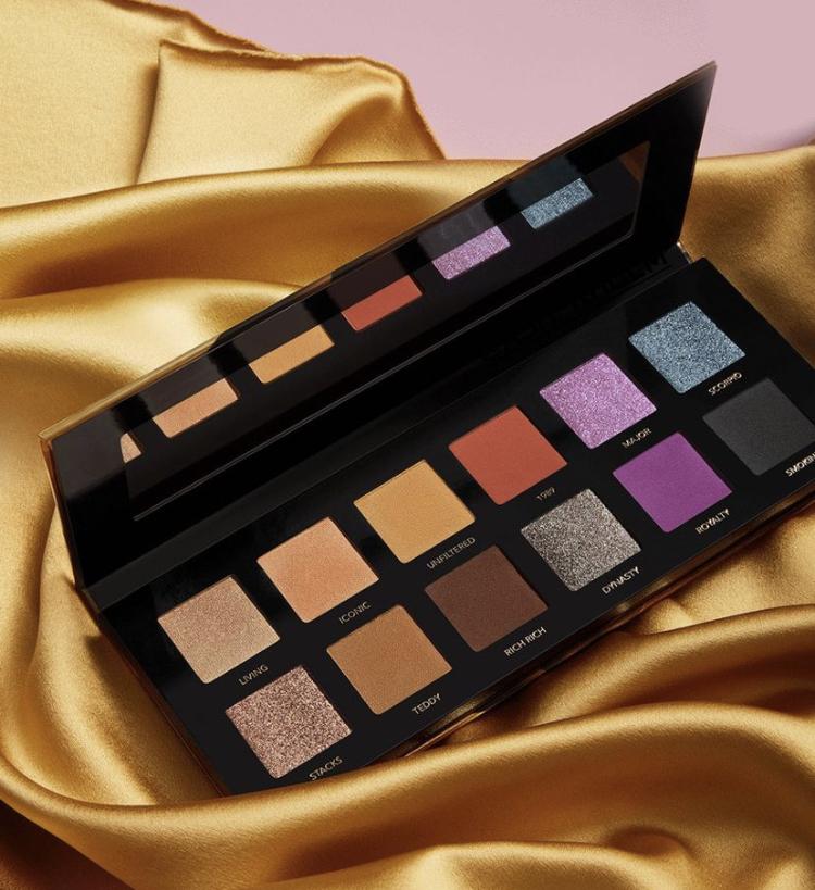 June 2021 Makeup Releases I BUXOM x Ash K Eyeshadow Palette #beautyblog #makeupaddict