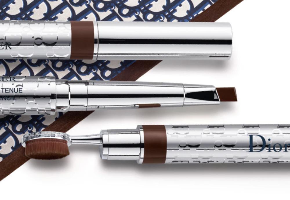 June 2021 Makeup Releases I Dior Kabuki Brow Styler #makeupaddict #beautyblog
