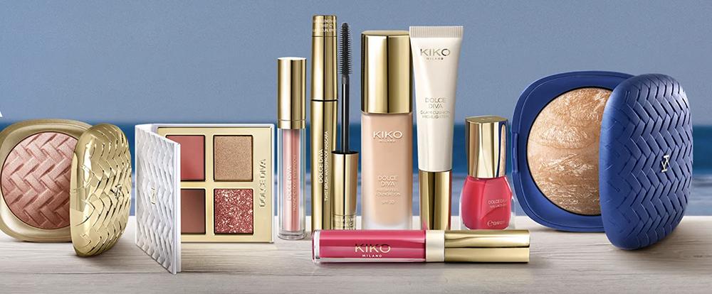 June 2021 Makeup Releases I KIKO Dolce Vita Summer Collection #makeup #summermakeup