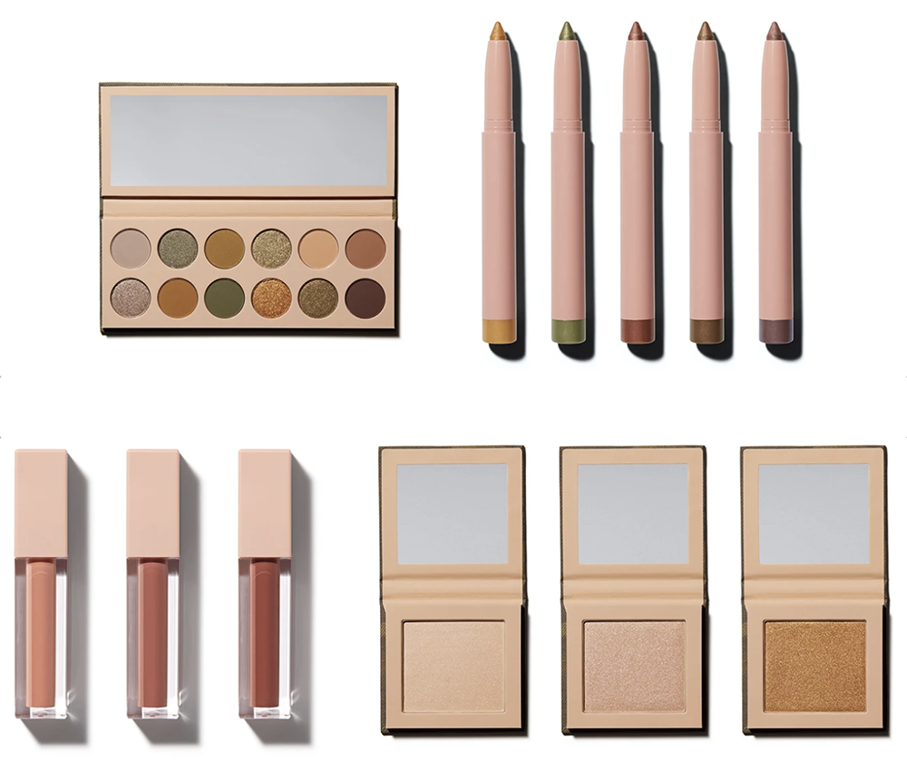 June 2021 Makeup Releases I KKW Beauty Camo Collection