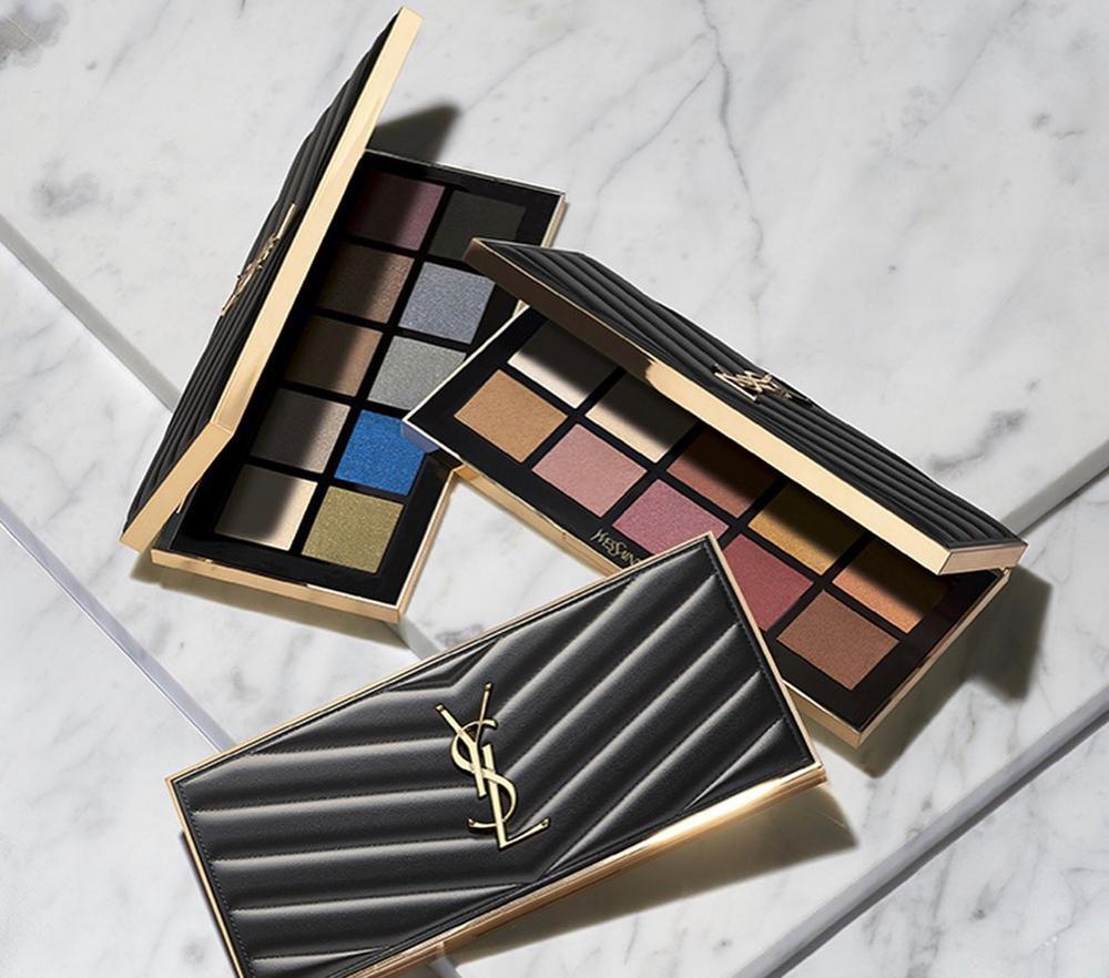 June 2021 Makeup Releases I YSL Beauty Smokey Eyeshadow Palette #beautyblog #makeupaddict