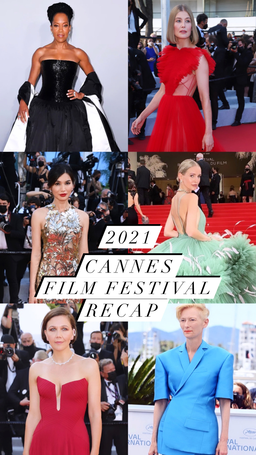2021 Cannes Film Festival Fashion Overview I The Best and Worst Looks for the Two-Week Event #cannesfilmfestival #redcarpetfashion #fashionstyle
