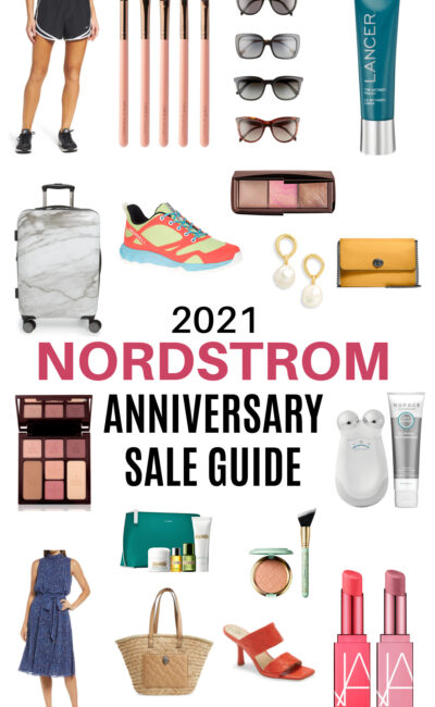 Your 2021 Nordstrom Anniversary Sale Guide is Here