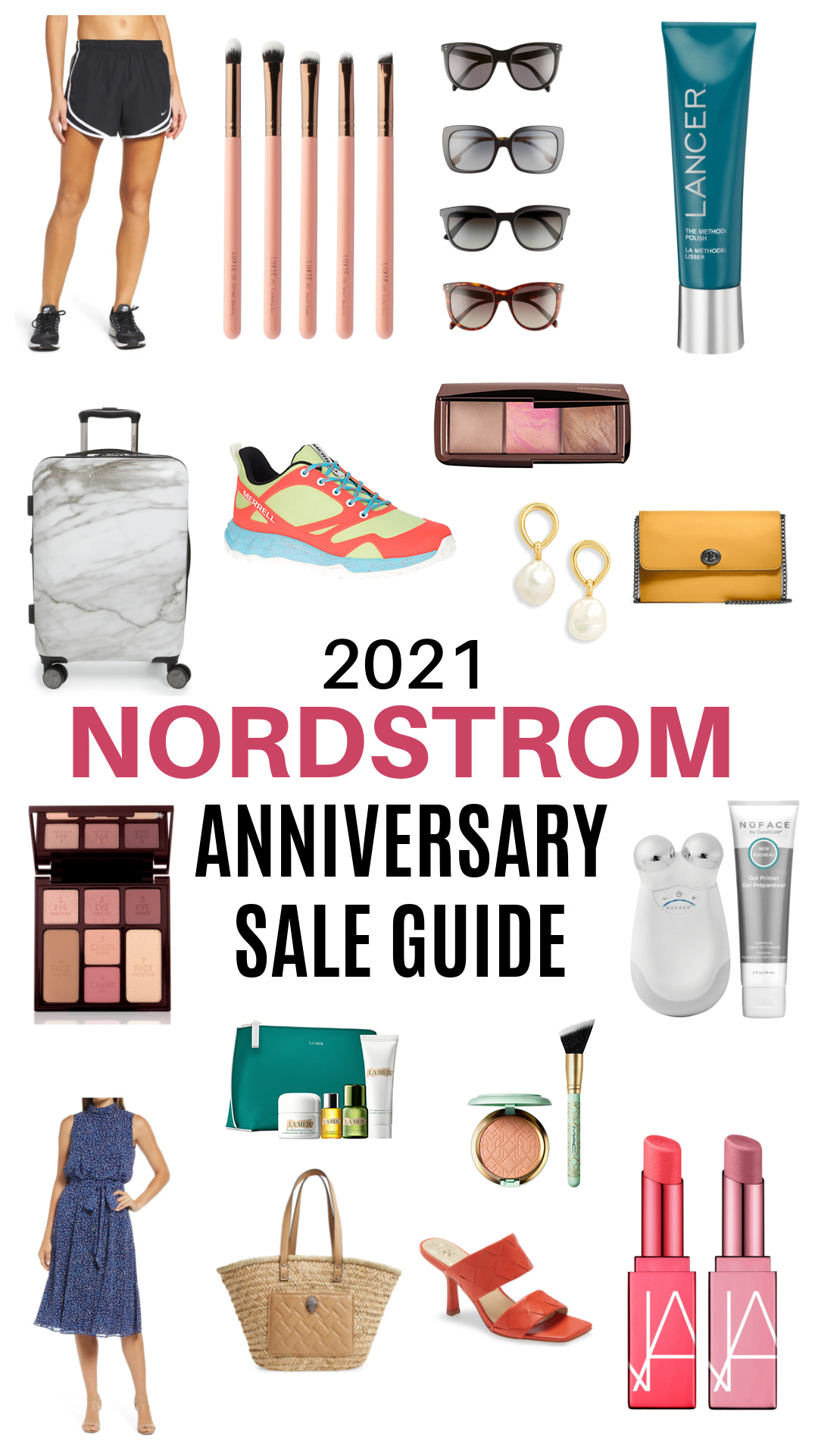 2021 Nordstrom Anniversary Sale Guide I DreaminLace.com