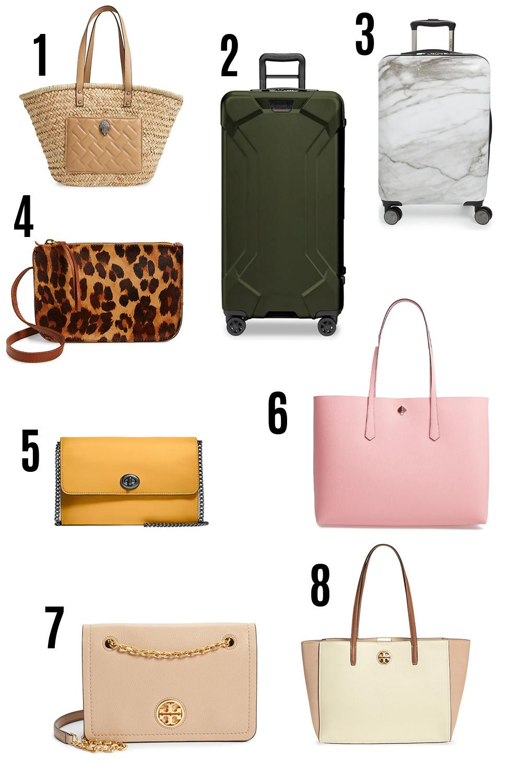 2021 Nordstrom Anniversary Sale Guide I Handbags #fashionstyle #fashionblog