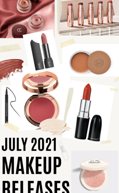 From Anastasia Beverly Hills to Patrick Ta, Meet July 2021's New Makeup Releases