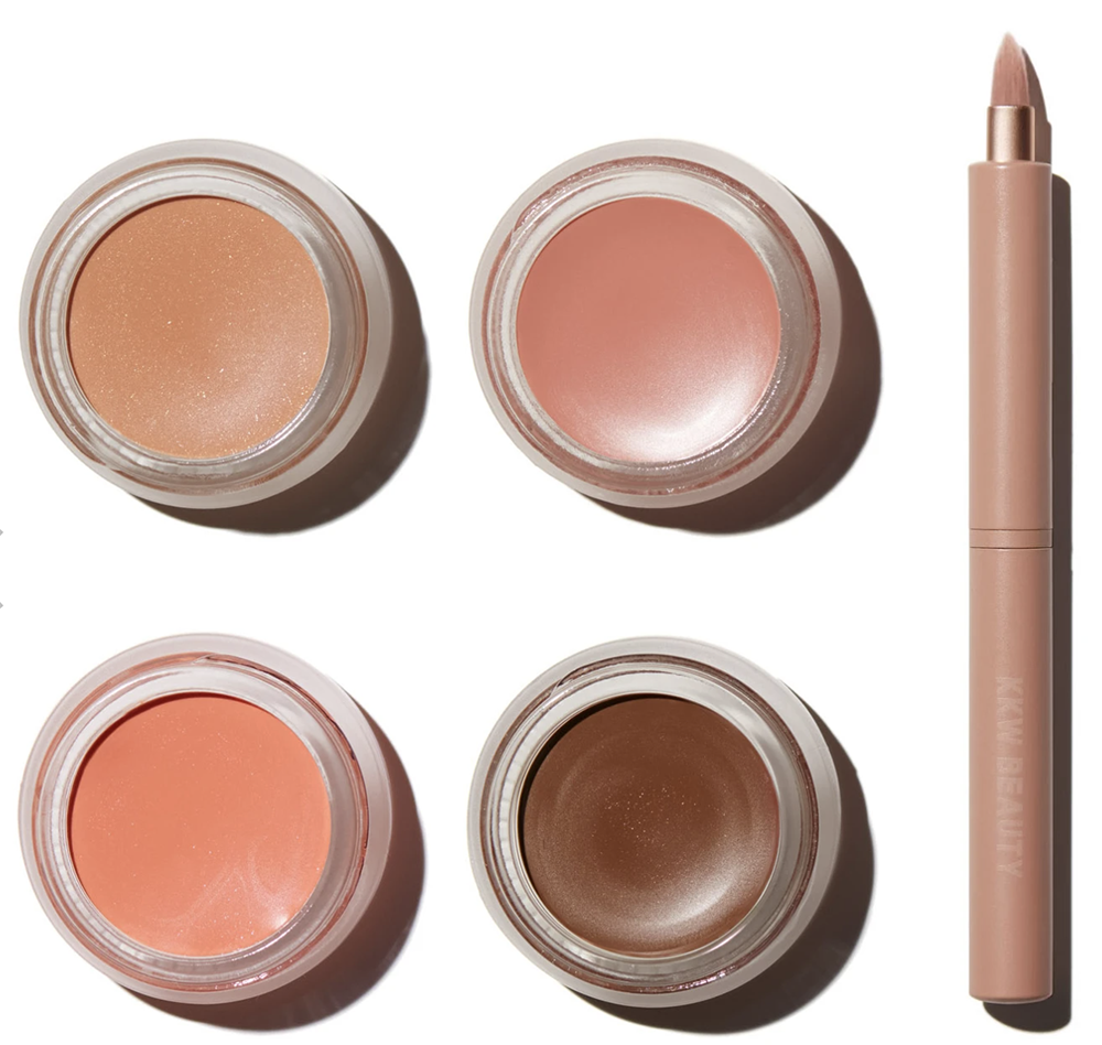 July 2021 Makeup Releases I KKW Beauty Lip Lacquer #makeuproutine #beautyblog