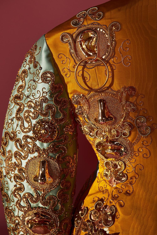 Schiaparelli Fall 2021 Couture Collection by Daniel Roseberry I DreaminLace.com