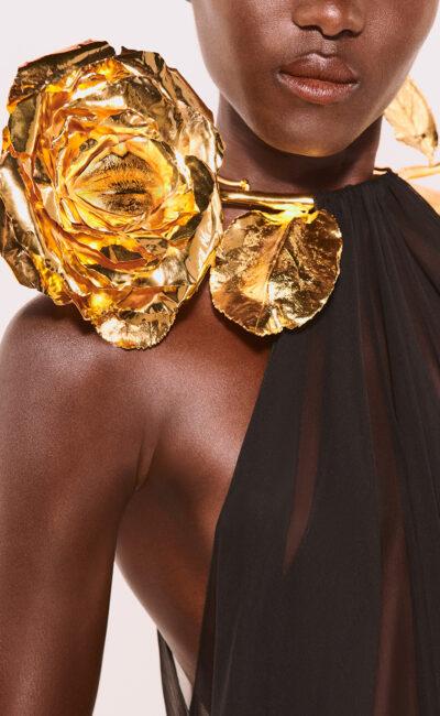 Unapologetically Emotional, Schiaparelli Presents a Couture Matador