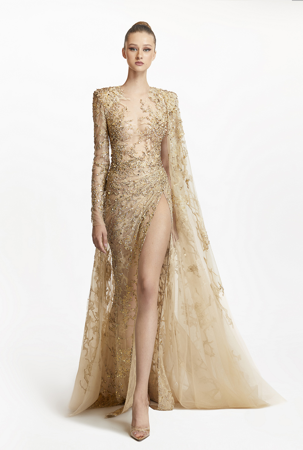 Tony Ward Fall 2021 Couture Collection I DreaminLace.com #fashionblog #couture