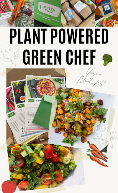 An Honest Review of Green Chef's Plant-Powered Meal Kit Service