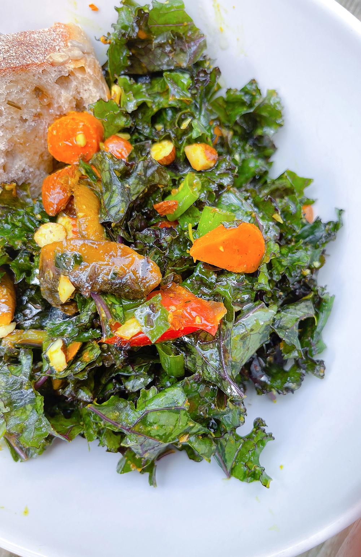 Antioxidant Salad Recipe I Dreaminlace.com #plantbased #veganrecipes