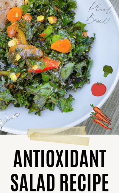 The Antioxidant Salad Your Body Will Thank You For