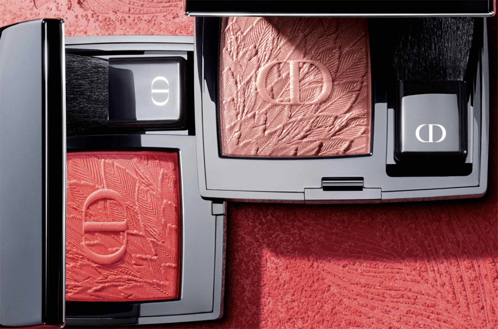 August 2021 Makeup Release I Dior Fall 2021 Birds of A Feather Rouge Blush #makeupaddict #beautyblog
